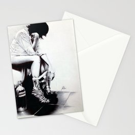 Le nuove cortigiane Stationery Cards