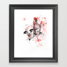 Maf #2 Framed Art Print