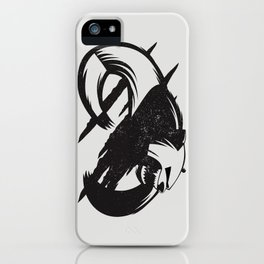 Growling! iPhone Case