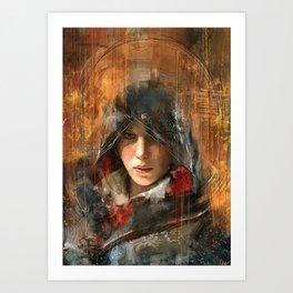 Evie Frye Art Print