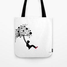 the Swingset Tote Bag