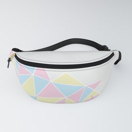 Angry Ab Pastel Fanny Pack