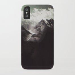 Prolepsis iPhone Case