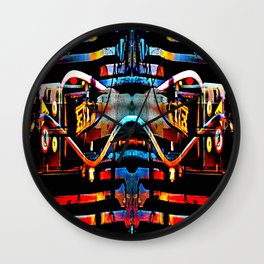 BOT4 Wall Clock