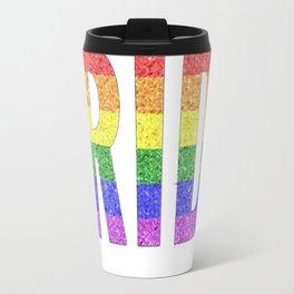 Gay Pride Travel Mug