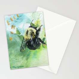 Synchronicity by Teresa Thompson Stationery Cards