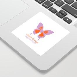 Ulysses Butterfly 4 Sticker