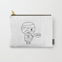Aargh Mummy! Carry-All Pouch