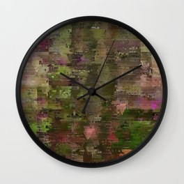 Couchsurfing Wall Clock