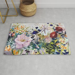 For The Beauty of the Earth Rug