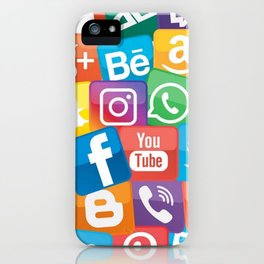 Apps iPhone Case