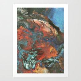 dissonance 03 Art Print