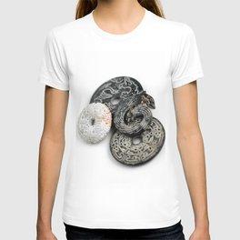 Jade Black And White T-shirt
