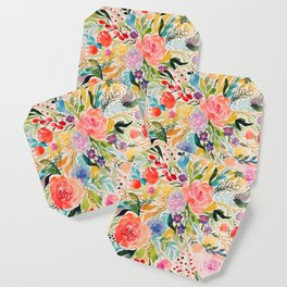 Flower Joy Coaster