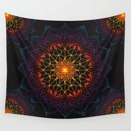 Mandala Shambala Spiritual Zen Bohemian Hippie Yoga Mantra Meditation Wall Tapestry