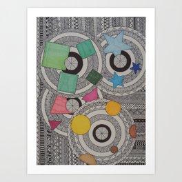 KL-1.6 Art Print