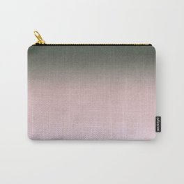 Morning fog , Ombre Carry-All Pouch