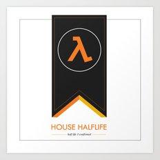 halflife 3 confirmed Art Print