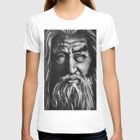 gandalf T-shirts featuring Gandalf by spiderdave7