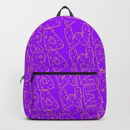 Weird Backpack