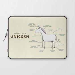 Anatomy of a Unicorn Laptop Sleeve
