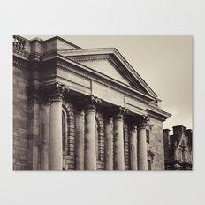 Trinity Architecture Canvas Print