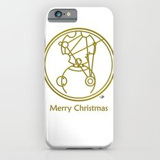 Merry Christmas from Gallifrey Slim Case iPhone 6s