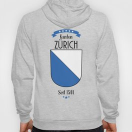 Canton of Zurich Hoody