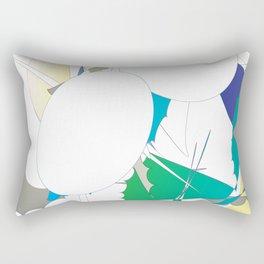 Color #4 Rectangular Pillow