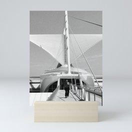 Milwaukee Art Museum Architecture Photography Art Print Mini Art Print