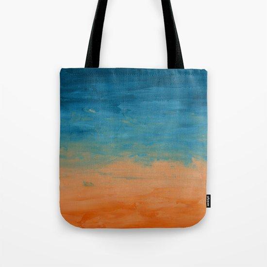 Pre-Dawn Moonrise, painting Tote Bag