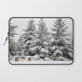 Beauty of Winter 18 Laptop Sleeve