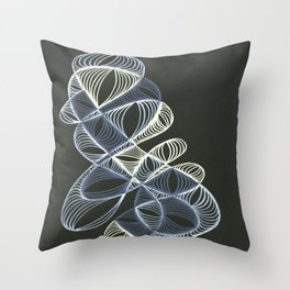 Small Nebula Six Throw Pillow