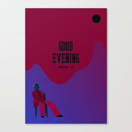 SHINee - Good Evening Canvas Print