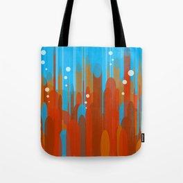 AQUA 19 Tote Bag