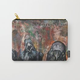 Caws for Peace Carry-All Pouch