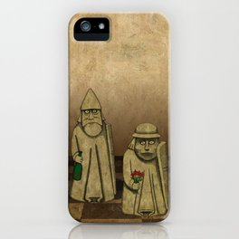 Playing for Peace iPhone Case