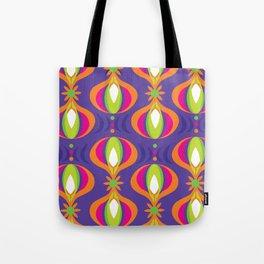 Oohladrop Purple Tote Bag