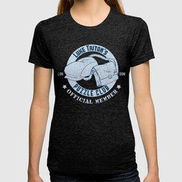 Luke Triton's Puzzle Club T-shirt