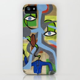 The Christ iPhone Case