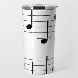 Music Chord Travel Mug