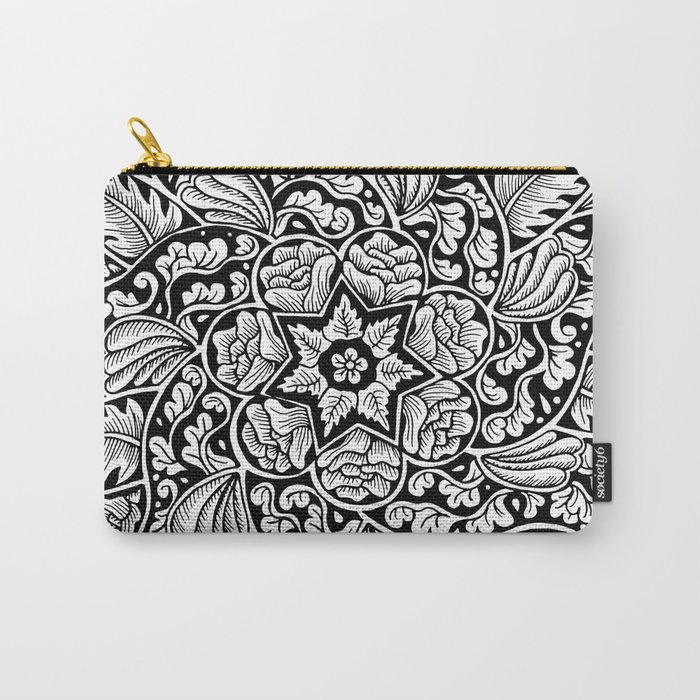 Ornament mandala Carry-All Pouch