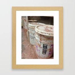 Cans... Framed Art Print