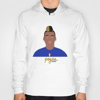 juventus Hoodies featuring PAUL POGBA - JUVENTUS by THE CHAMPION'S LEAGUE'S CHAMPIONS