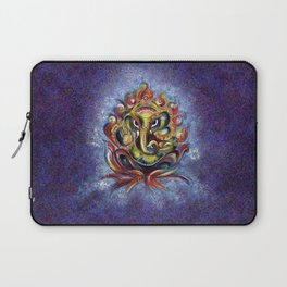 AUM Ganesha Laptop Sleeve