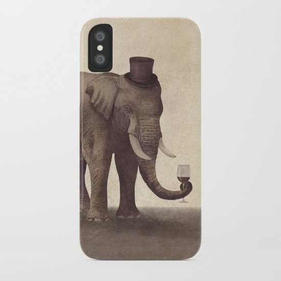 A Fine Vintage  iPhone Case