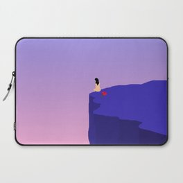 Cliff//Rose Laptop Sleeve
