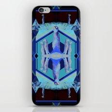 Meerkat collage. iPhone & iPod Skin