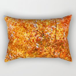 Autumn foliage Rectangular Pillow