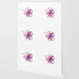 Little Lilac Flower Wallpaper